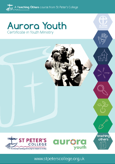 A one year certificate in youth ministry