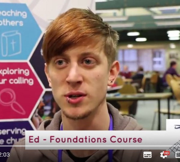 Ed's Story - Foundations Course