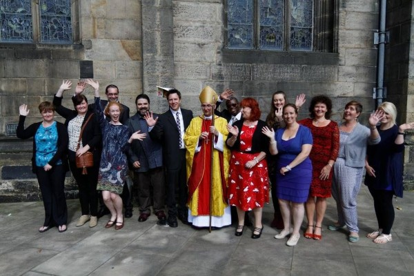 Lay ministry celebrated at the Cathedral