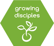 growing disciples hexagon