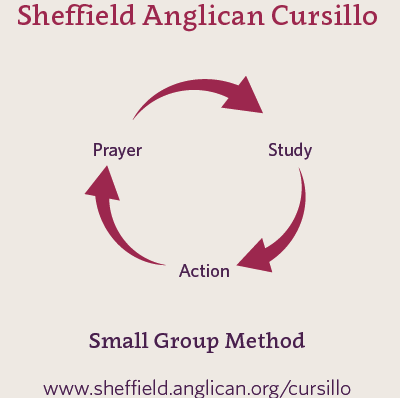 Cursillo  Small Group Resource launched!
