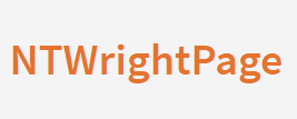 nt wright page logo